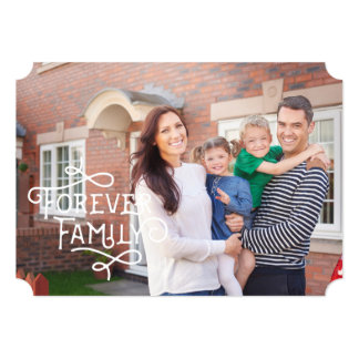 Forever Family Custom Sealing Announcement