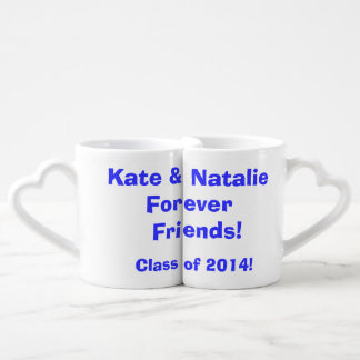 """Forever Friends"" Mug Set"