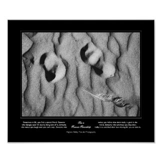 Forever Friendship, Temporary Canvas, Fine Art Posters