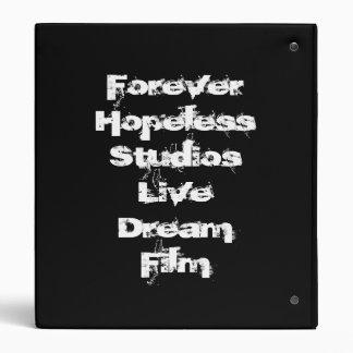 "Forever Hopeless ""Depressed Style"" Binders"