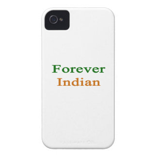 Forever Indian Case-Mate iPhone 4 Cases
