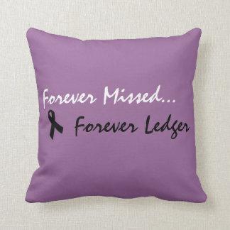 Forever Ledger Pillow