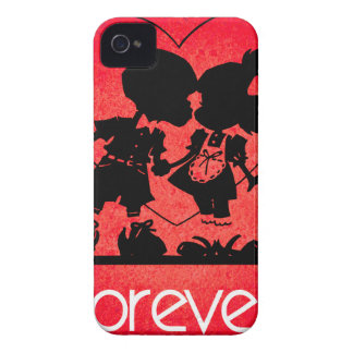 Forever Love iPhone 4 Case-Mate Case
