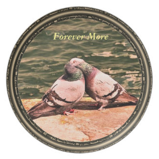 Forever More Dove Plate Collection