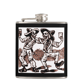 Forever party hip flask
