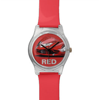 FOREVER RED WATCH