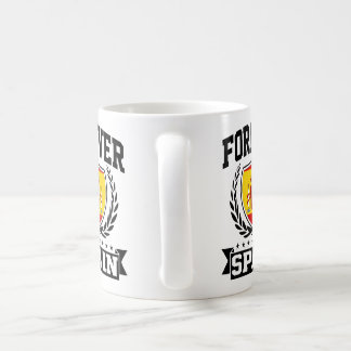 Forever Spain Coffee Mug