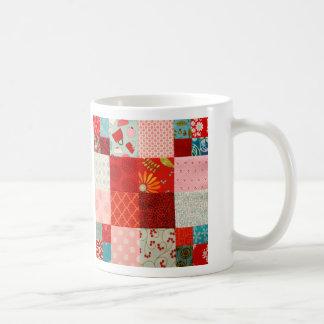 """""""Forever Tiled"""" by SunbonnetSmart Coffee Mug"""