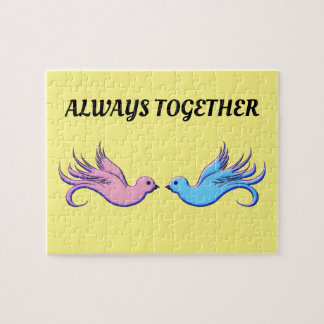 Forever Together Jigsaw Puzzle