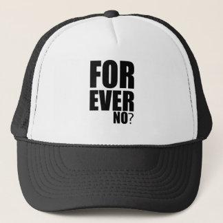 forever trucker hat