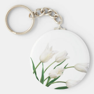 Forever Tulips Keychain