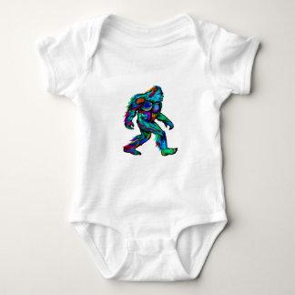 Forever Yeti Baby Bodysuit