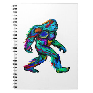 Forever Yeti Notebooks