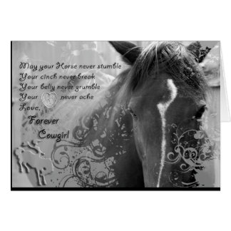 ForeverCowgirl note cards
