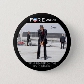 FOREward Anti-Obama 2 Inch Round Button