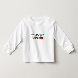 Forget Being A Princess I Want To Be A Vampire Shirt