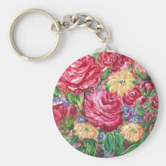 FORGET ME NOT (Custom) (2) Basic Round Button Keychain