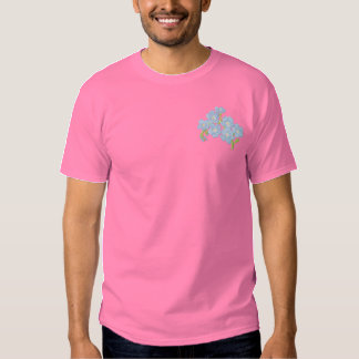 Forget-me-not Embroidered T-Shirt