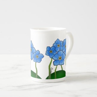 Forget-Me-Not Tea Tea Cup