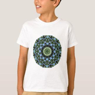 Forget-me-nots, Flower Mandala T-Shirt