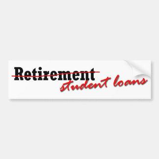 Forget Retirement Bumper Sticker