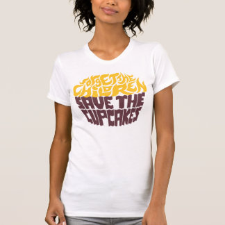Forget the Children - Gold+Chocolate T Shirts