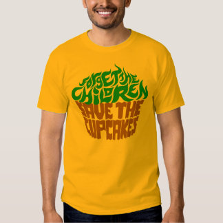 Forget the Children - Green+Chocolate Shirts