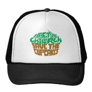 Forget the Children - Green+Chocolate Trucker Hat