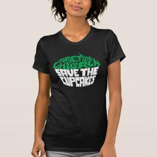 Forget the Children - Green+Vanilla Shirt