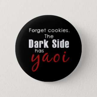 forget the cookies 2 inch round button