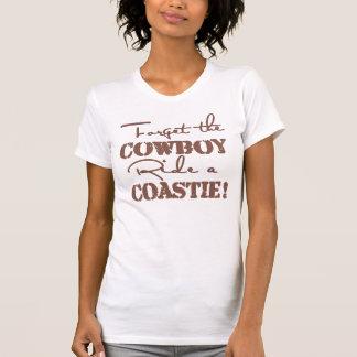 Forget The Cowboy Ride a Coastie T-Shirt