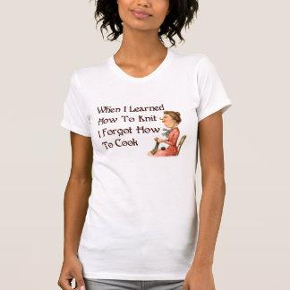 Forgetful Knitter Tee Shirt