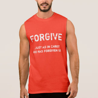 Forgive - Men's Sleeveless Shirt