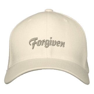 Forgiven By the Grace of God Hat