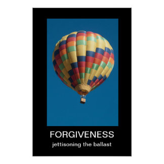 Forgiveness Demotivational Poster