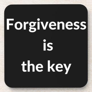 Forgiveness is the key coaster