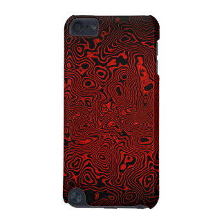 Forgotten Animal Print Red iPod Touch 5G Case