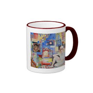 """""""Forgotten Icons"""" Coffee Mug"""