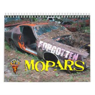 Forgotten Mopars Calendar