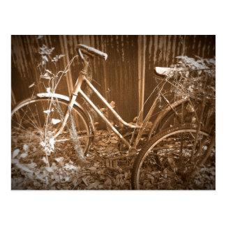 Forgotten Ride Postcard