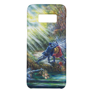 FORGOTTEN ROSE Fighting Knights,Money and Devil Case-Mate Samsung Galaxy S8 Case
