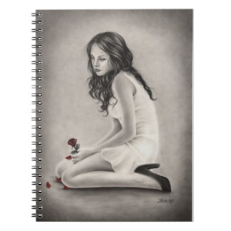 Forgotten Roses Notebook