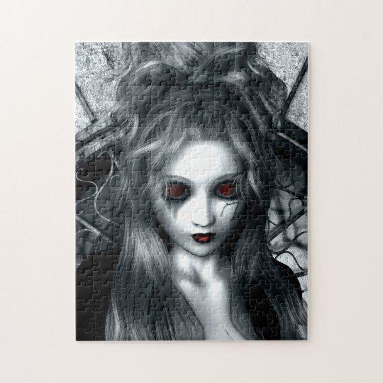 Forgotten Tempest Gothic Art Puzzle