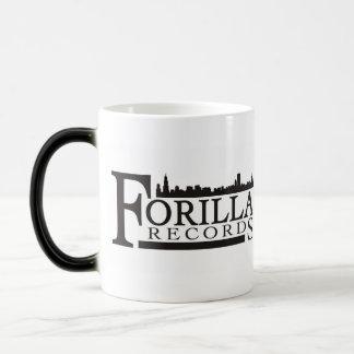 FORILLA RECORDS MORPHIN MUG