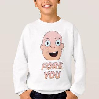 Fork you sweatshirt