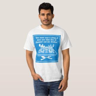 """""""Forkeo And Spooniet"""" Men's T-shirt"""