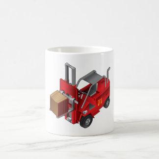 Forklift Truck Coffee Mug