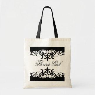 Formal Elegance Tote Bag