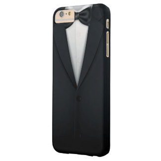 Formal Men's Tuxedo Tux Barely There iPhone 6 Plus Case