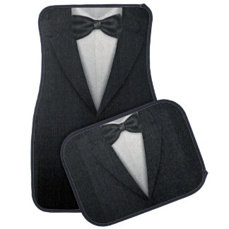 Formal Mens' Tuxedo Tux Car Liners